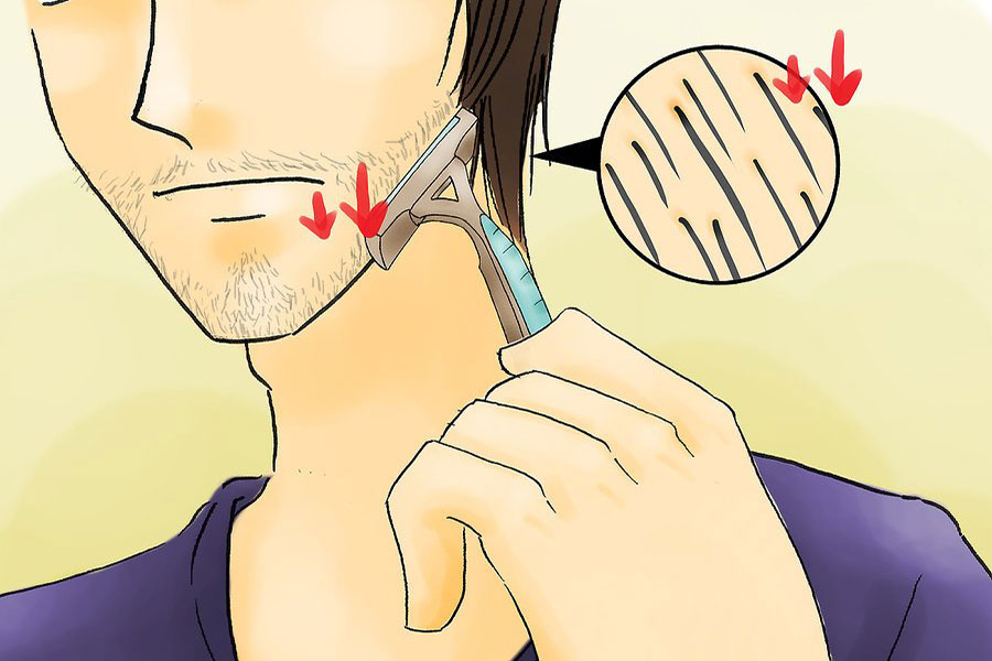 8 جلوگیری از رشد بی رویه موی صورت