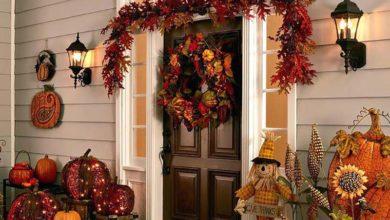 Photo of چگونه ورودی خانه را به سبک پاییزی تزئین و طراحی کنیم؟
