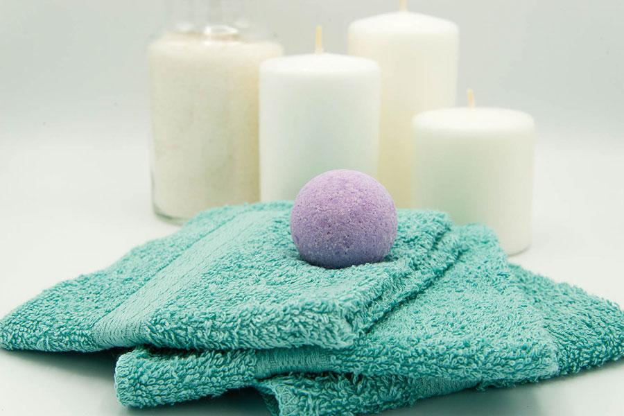 10 نحوه استفاده از بمب وان حمام