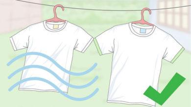 Photo of چگونه لکه های لباس سفید را پاک کنیم؟