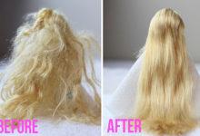 Photo of چگونه موهای عروسک را شسته و از آن مراقبت کنیم؟