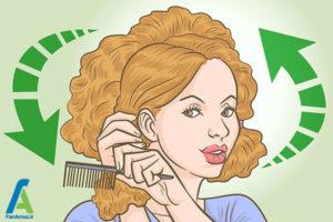 14 نگهداری و حالت دادن موی افرو