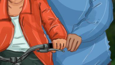 Photo of چگونه به دیگران دوچرخه سواری بیاموزیم؟