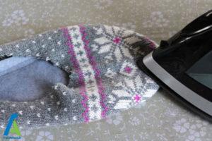 17 طرز دوخت پاپوش زمستانی