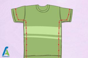 18 تغییر سایز پیراهن گشاد