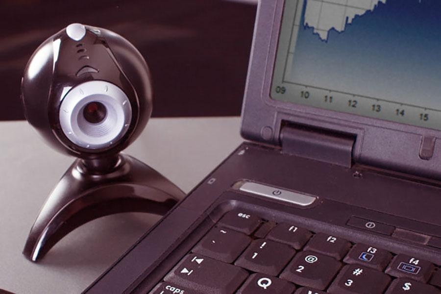 18 ضبط ویدئو با وب کم Webcam