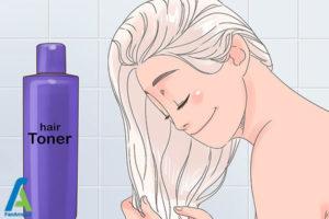 1 نگهداری از موهای دکلره