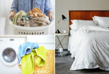 Photo of روتختی و ملحفه های تشک خواب را چند وقت یک بار بشوییم؟