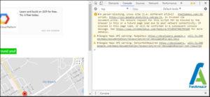 2 موقعیت مکانی در گوگل کروم