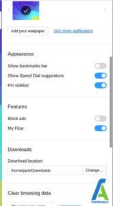 1 استفاده از اپرا Flow برای همگام سازی دسکتاپ و موبایل