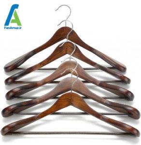 2 چوب لباسی مناسب هر لباس