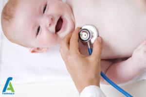2 ضربان قلب کودک