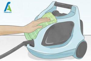 1 نحوه تمیز کردن بخارشوی