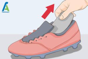 2 خشک کردن سریع کفش ورزشی