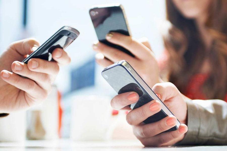 2 رابطه نوع گوشی و شخصیت