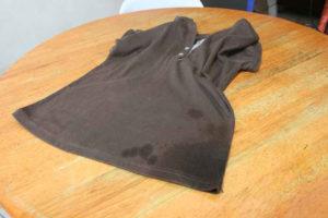 2 تشخیص ثابت بودن رنگ لباس