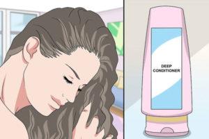 1 تقویت مو های آسیب دیده