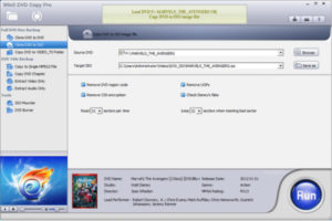 1 کپی دی وی دی خش دار WinX DVD Copy Pro