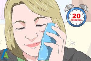 1 کاهش تورم آلرژی