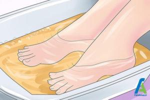1 قارچ پا و بیماری پای ورزشکاران