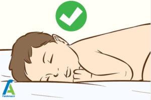2 جلوگیری از سندرم سر صاف کودک
