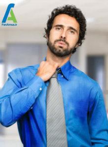 2 اصول پوشیدن زیر پیراهن مردانه