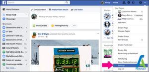 2 شخصی سازی فیسبوک Facebook