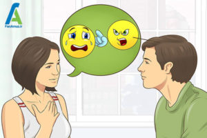 2 واکنش در برابر افراد کم صبر