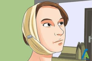 1 نحوه تخلیه گوش گل کلمی