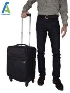 1 ویژگی های مهم چمدان