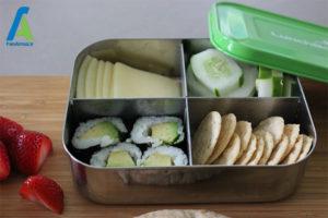 2 ظروف نگهدارنده غذای کودک
