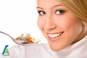 2 کاهش وزن با مصرف کلاژن