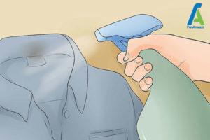 2 رفع لکه یقه پیراهن مردانه