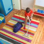 2 آموزش نظم به کودک و مرتب کردن اتاق