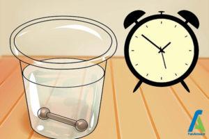 2 مراقبت از پیرسینگ نوک سینه
