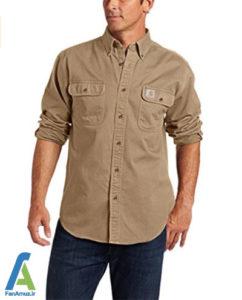 2 جنس پیراهن مناسب لباس کار