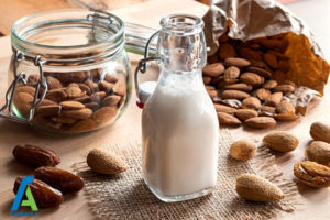 2 تشخیص شیر بادام فاسد
