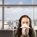 2 سرماخوردگی بعد از هر پرواز