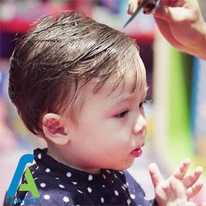 2 اصلاح اصولی موی کودکان