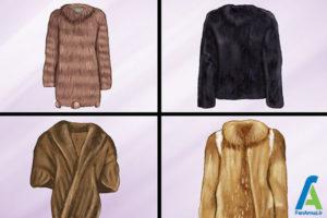 2 اصول انتخاب کت خز مناسب زمستان
