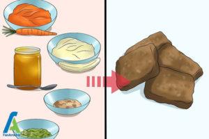 2 تهیه غذای مناسب خرگوش خانگی