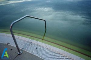 1 مکان های خطرناک شنا کردن