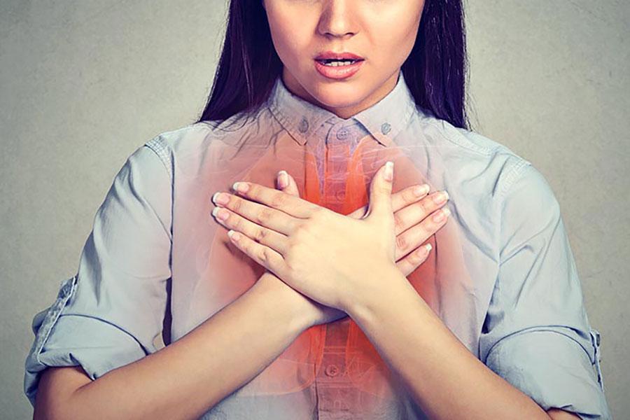 2 درمان خانگی فیبروز ریه