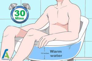 2 روش درمان خانگی عفونت و التهاب بیضه