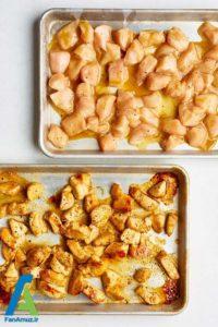 2 طرز تهیه سریع ترین روش پخت مرغ
