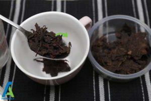 2 نحوه ساخت جوهر با چای
