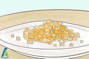2 مراقبت تغذیه ای از جداکننده ارتودنسی