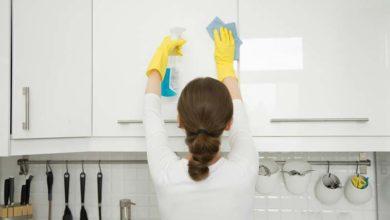 Photo of کابینت ها را چگونه و چند وقت یک بار تمیز کنیم؟
