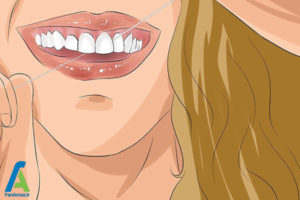 2 نحوه ترمیم مینای دندان