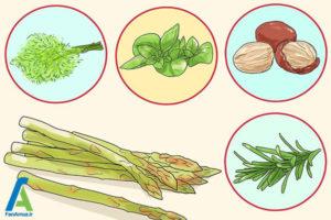 2 تهیه مکمل غذایی با سبزیجات